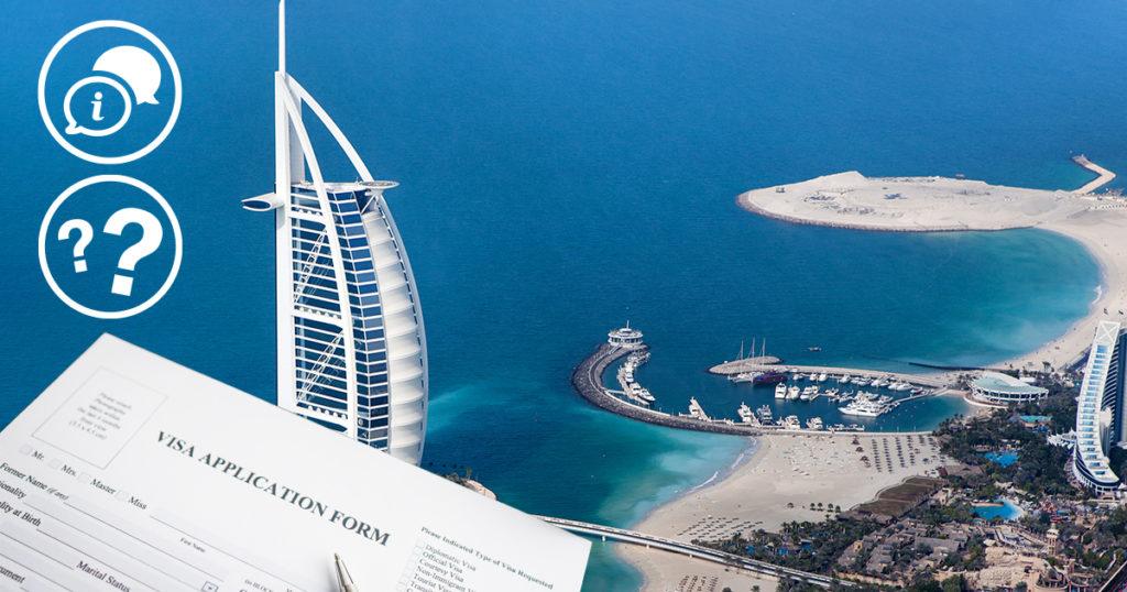 Kako se dobija radna viza i proces viziranja za UAE
